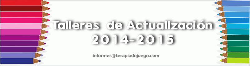Talleres sabatinos 2014-2015