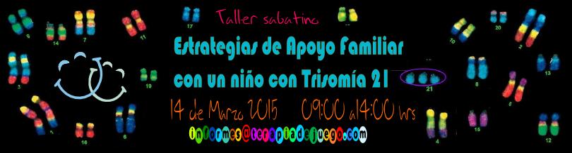 Taller Sabatino Marzo 2015
