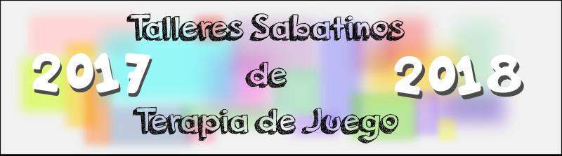 Talleres Sabatinos 2017-2018